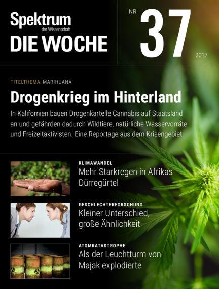Spektrum - Die Woche September 14, 2017 00:00