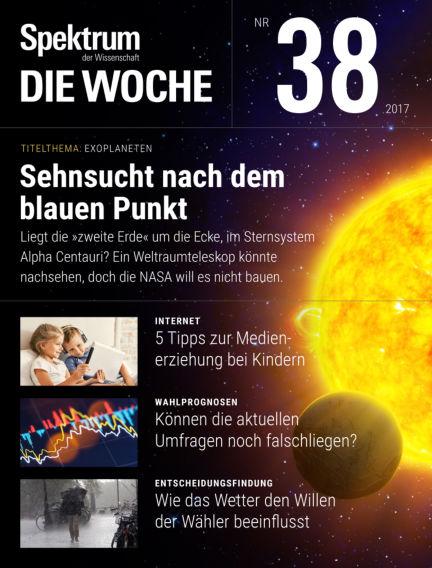 Spektrum - Die Woche September 21, 2017 00:00