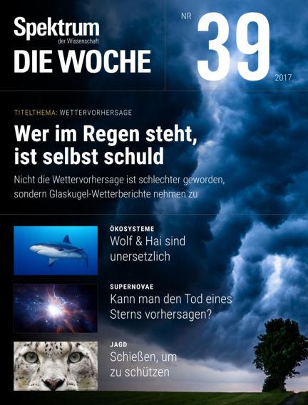 Spektrum - Die Woche September 28, 2017 00:00