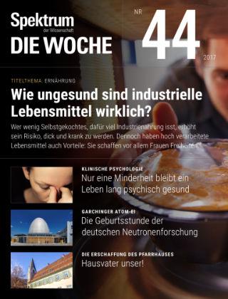 Spektrum - Die Woche 44 2017
