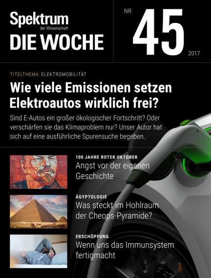 Spektrum - Die Woche November 09, 2017 00:00