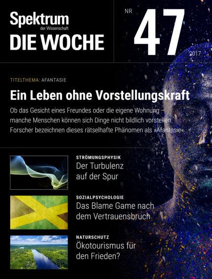 Spektrum - Die Woche November 23, 2017 00:00