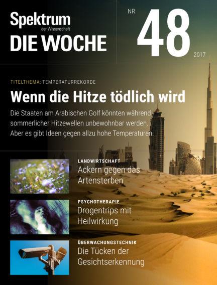 Spektrum - Die Woche November 30, 2017 00:00