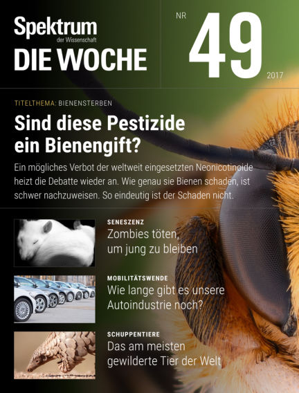 Spektrum - Die Woche December 07, 2017 00:00