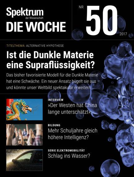 Spektrum - Die Woche December 14, 2017 00:00