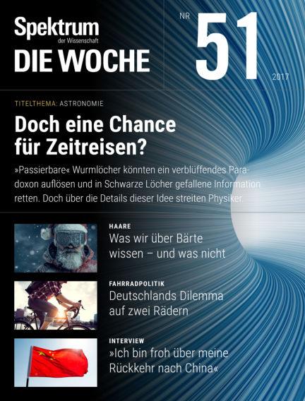 Spektrum - Die Woche December 21, 2017 00:00