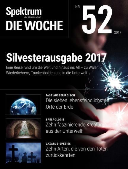Spektrum - Die Woche December 28, 2017 00:00