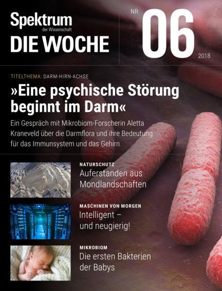 Spektrum - Die Woche February 08, 2018 00:00