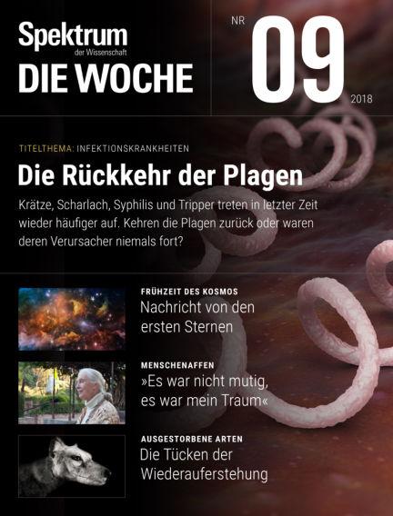 Spektrum - Die Woche March 01, 2018 00:00