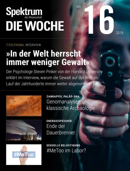 Spektrum - Die Woche April 19, 2018 00:00