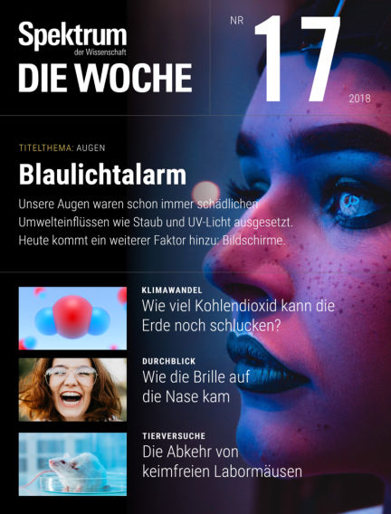 Spektrum - Die Woche April 26, 2018 00:00