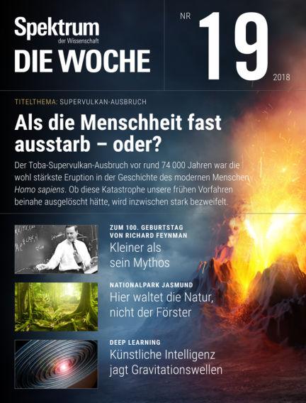 Spektrum - Die Woche May 10, 2018 00:00