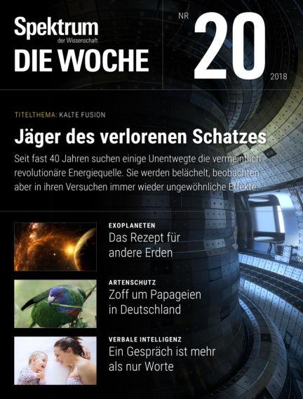 Spektrum - Die Woche May 17, 2018 00:00