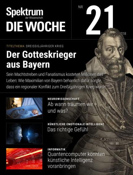 Spektrum - Die Woche May 24, 2018 00:00