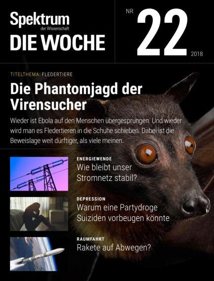 Spektrum - Die Woche May 31, 2018 00:00