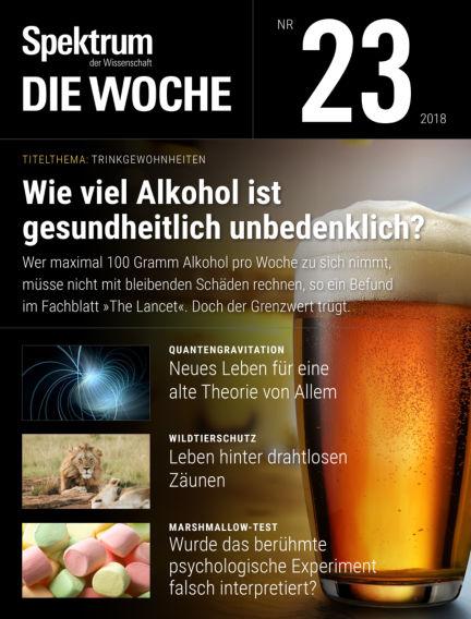 Spektrum - Die Woche June 07, 2018 00:00