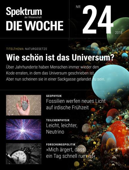 Spektrum - Die Woche June 14, 2018 00:00