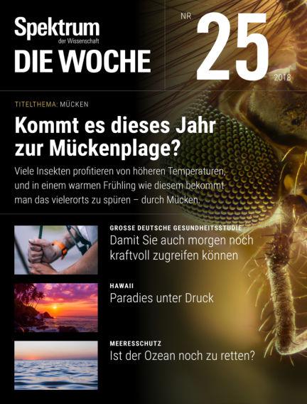 Spektrum - Die Woche June 21, 2018 00:00