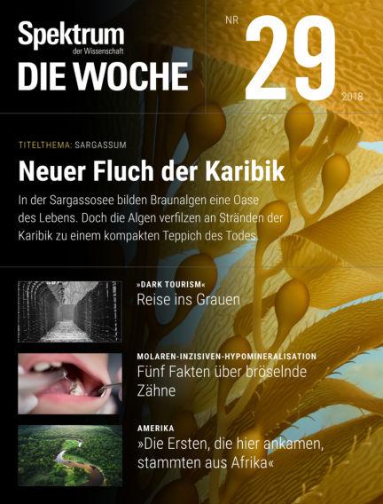 Spektrum - Die Woche July 19, 2018 00:00