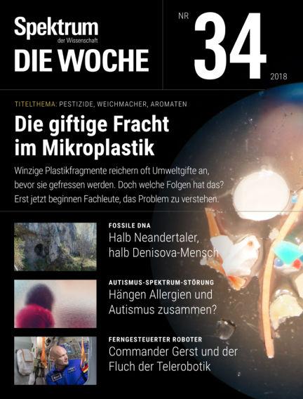 Spektrum - Die Woche August 23, 2018 00:00