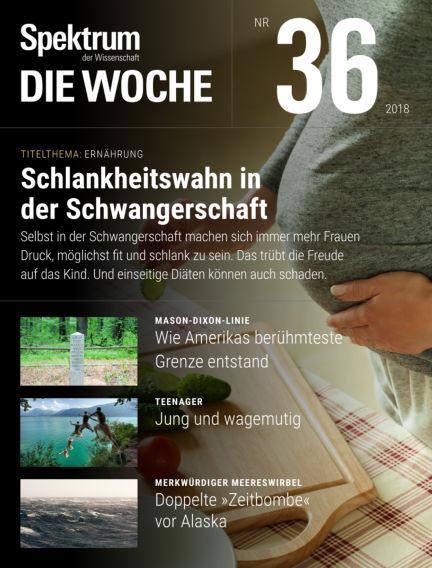 Spektrum - Die Woche September 06, 2018 00:00