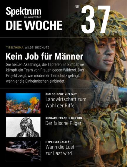 Spektrum - Die Woche September 13, 2018 00:00