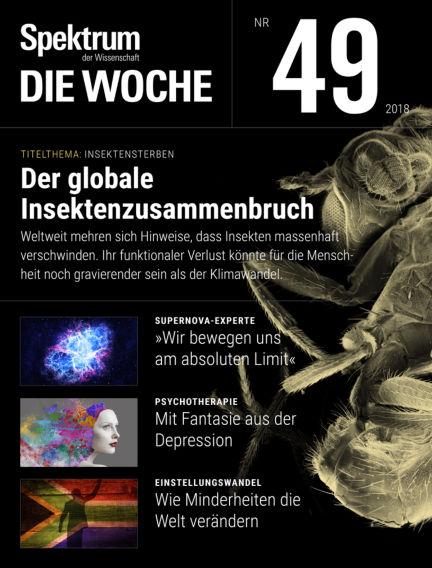 Spektrum - Die Woche December 06, 2018 00:00