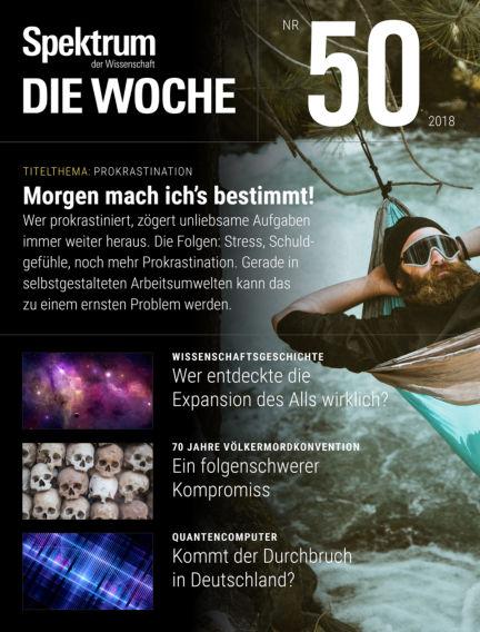 Spektrum - Die Woche December 13, 2018 00:00