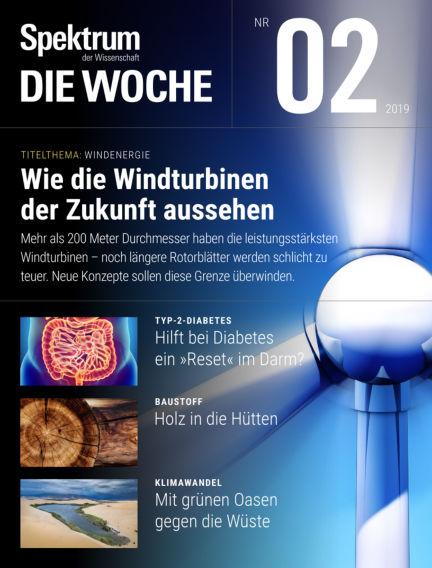 Spektrum - Die Woche January 10, 2019 00:00