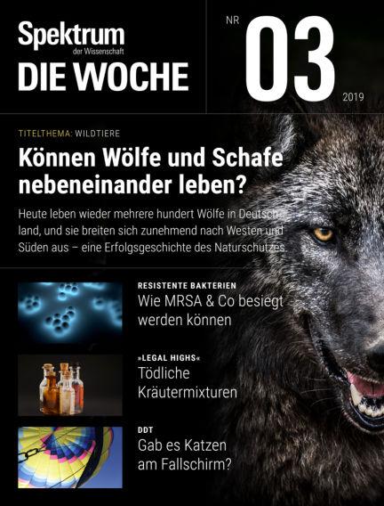 Spektrum - Die Woche January 17, 2019 00:00