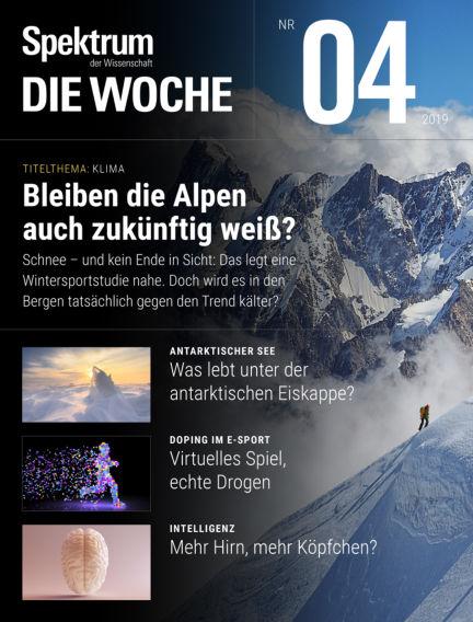 Spektrum - Die Woche January 24, 2019 00:00