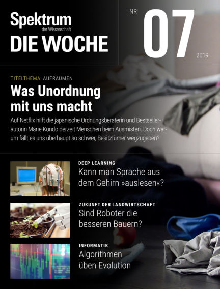 Spektrum - Die Woche February 14, 2019 00:00