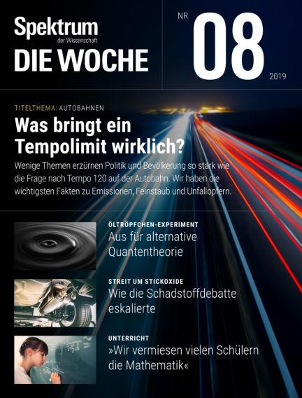 Spektrum - Die Woche February 21, 2019 00:00