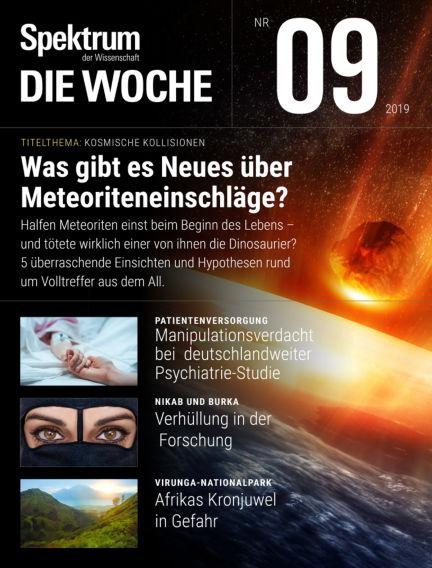 Spektrum - Die Woche February 28, 2019 00:00