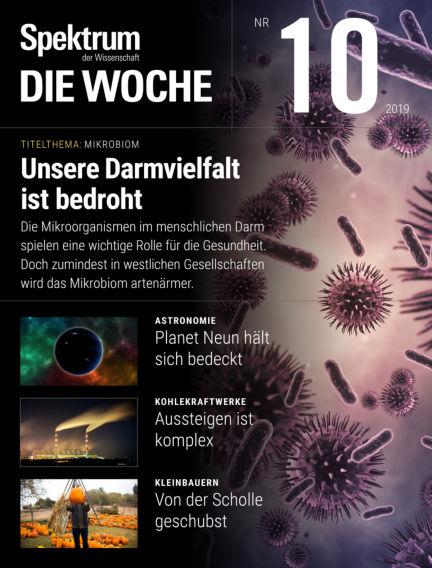Spektrum - Die Woche March 07, 2019 00:00