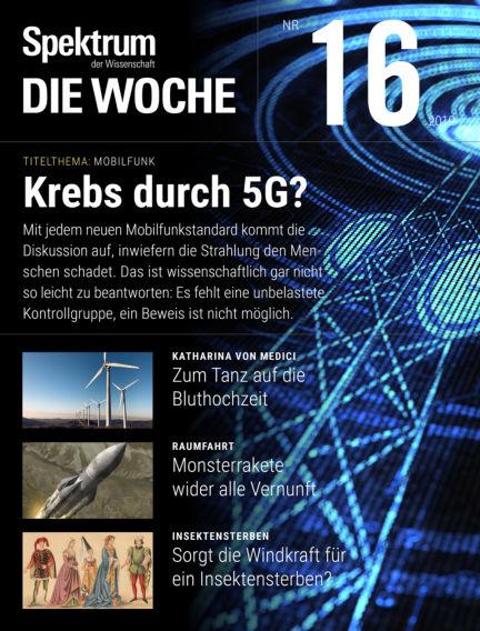 Spektrum - Die Woche April 18, 2019 00:00
