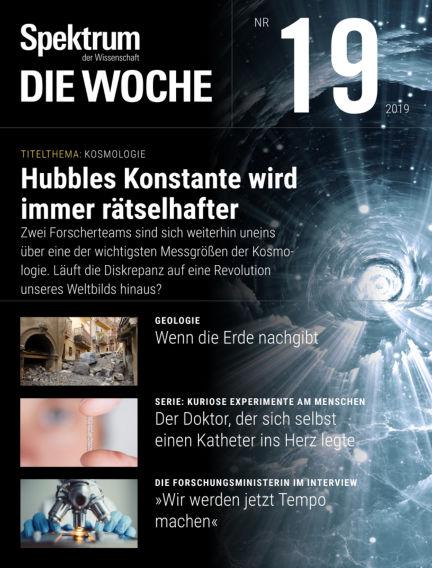 Spektrum - Die Woche May 09, 2019 00:00