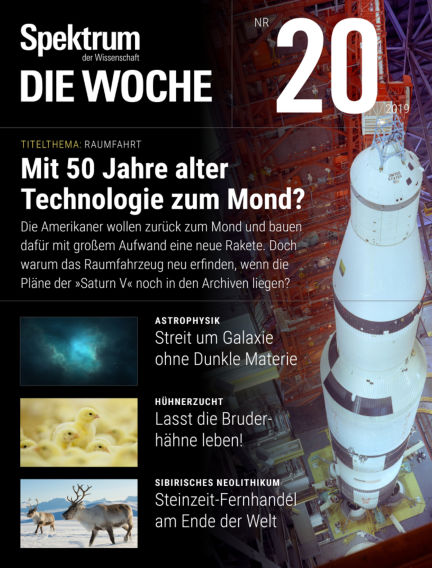Spektrum - Die Woche May 16, 2019 00:00