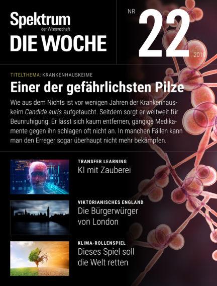 Spektrum - Die Woche May 30, 2019 00:00