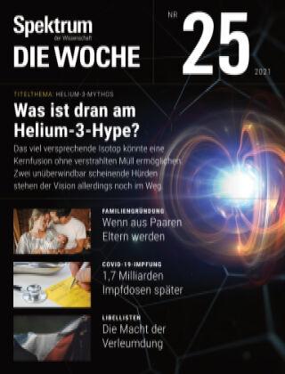 Spektrum - Die Woche 25 2021