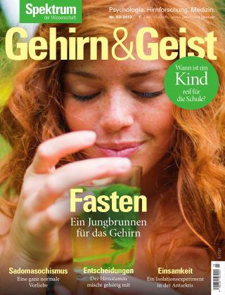 Spektrum - Gehirn&Geist 3 2017