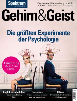 Spektrum - Gehirn&Geist 1 2018