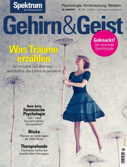 Spektrum - Gehirn&Geist