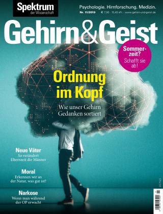Spektrum - Gehirn&Geist 11 2019