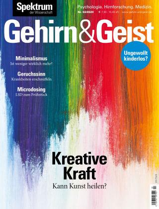 Spektrum - Gehirn&Geist 2 2020