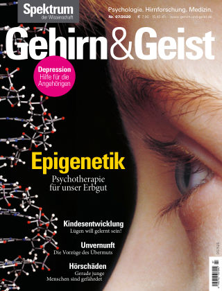 Spektrum - Gehirn&Geist 7 2020