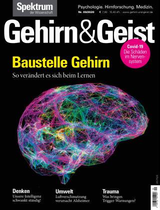 Spektrum - Gehirn&Geist 9 2020