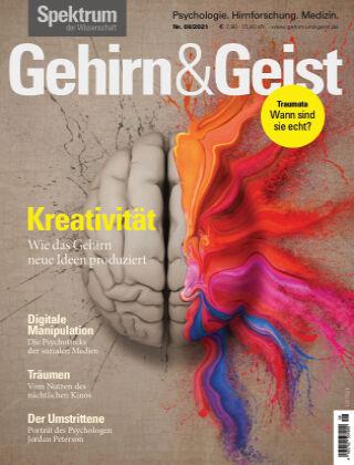 Spektrum - Gehirn&Geist 8 2021