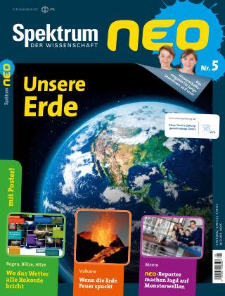 Spektrum - neo (eingestellt) Nr. 5 2016