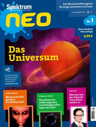 Spektrum - neo (eingestellt) Nr. 1 2016